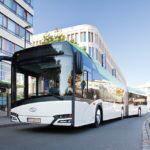"""Prezydent """"dołożył"""" 3 miliony. Solaris dostarczy 25 hybryd, a będą to pierwsze tak wyposażone autobusy!"""