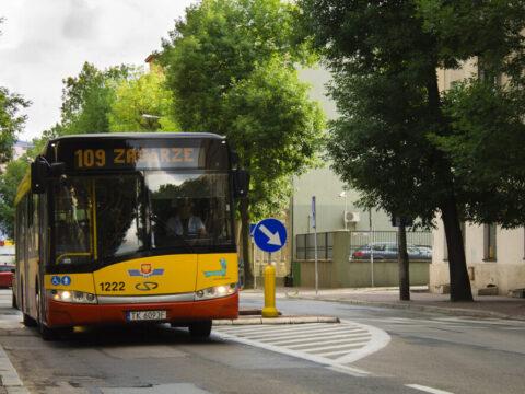1222 linia 109 Paderewskiego