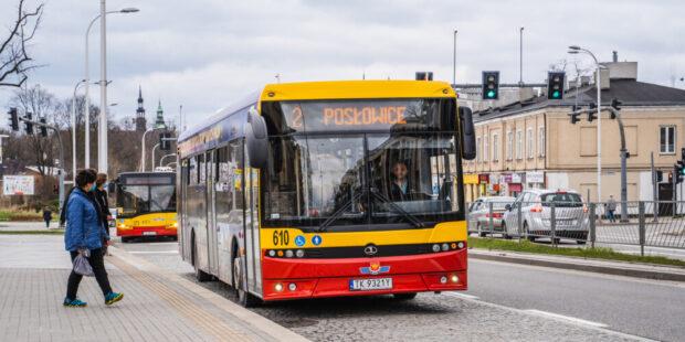 610 linia 2 Sciegiennego pasazer 1