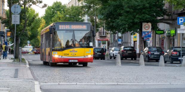 1234 linia 111 Paderewskiego